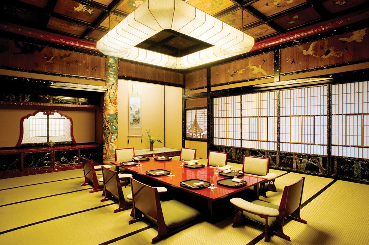 Hotel-Gajoen-Tokyo_Japanese-Restaurant-TOFUTEI_Shuho