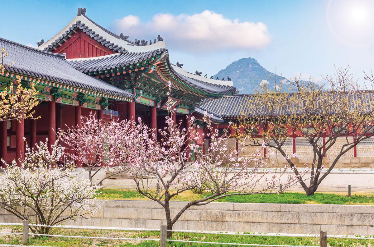 Seoul_Gyeongbokgung-Palace