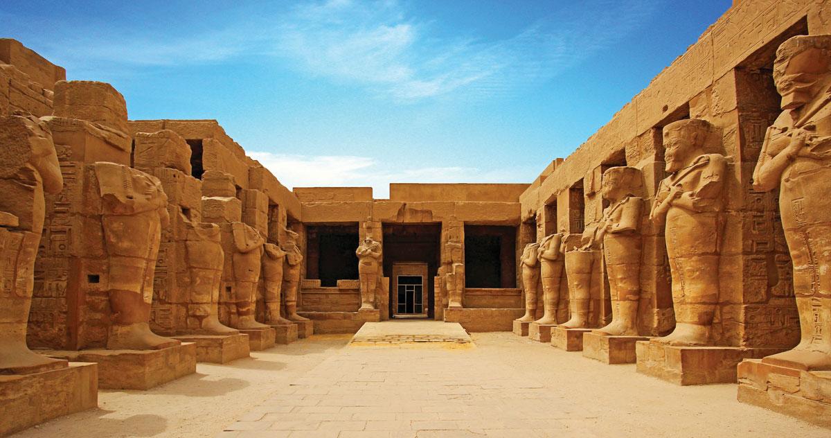 卡納克神廟被古埃及人視作一個「最不同凡響的地方」
