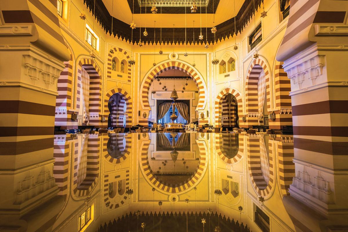 埃及阿斯旺附近的老卡塔拉特酒店