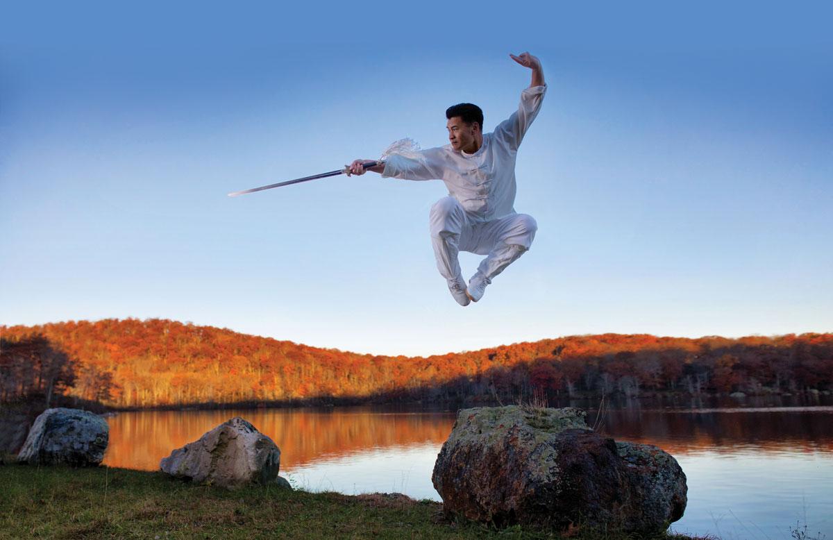 Yang-longfei_Xin Wu Men_Martial Arts