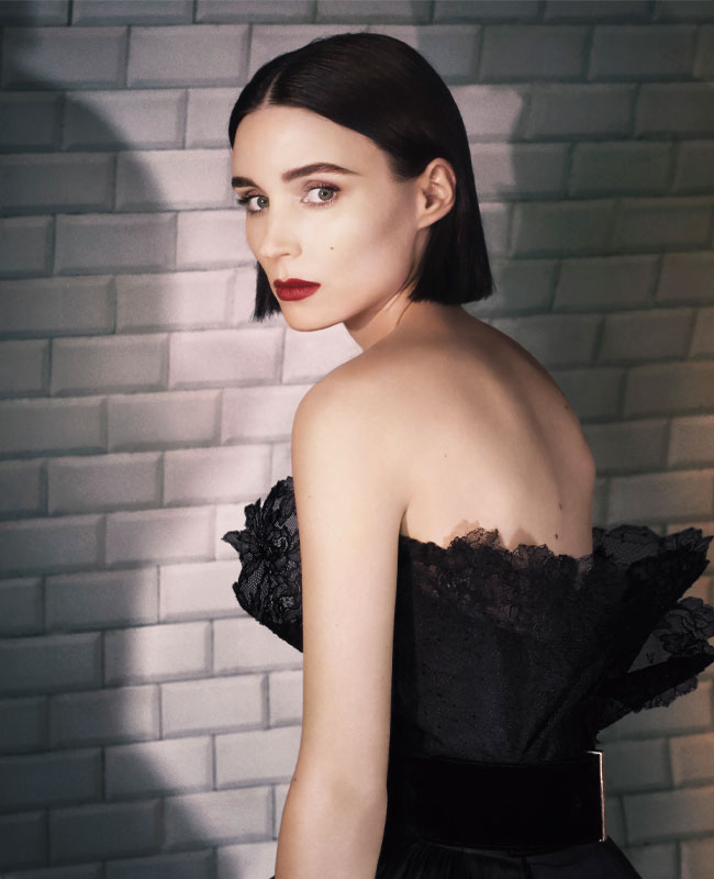 Rooney-Mara_perfume_Givenchy L'Interdit