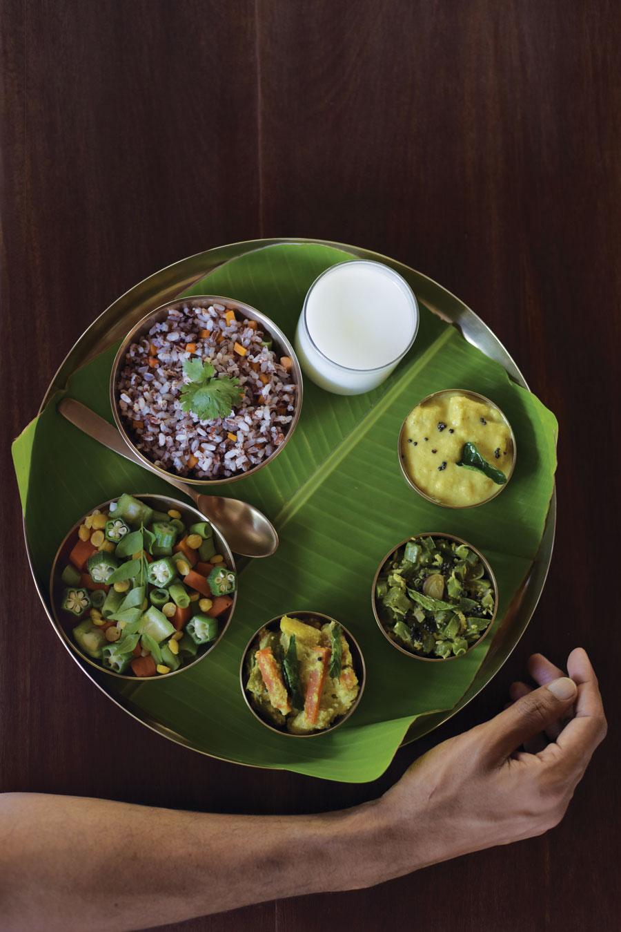 Ayurveda-Ayurveda-Indian-medicine-Kalari-Kovilakom-Kalari Rasayana Vana-The-Farm-at-San-Benito-Badrutt's-Palace-Hotel-Martha-Wiedemann