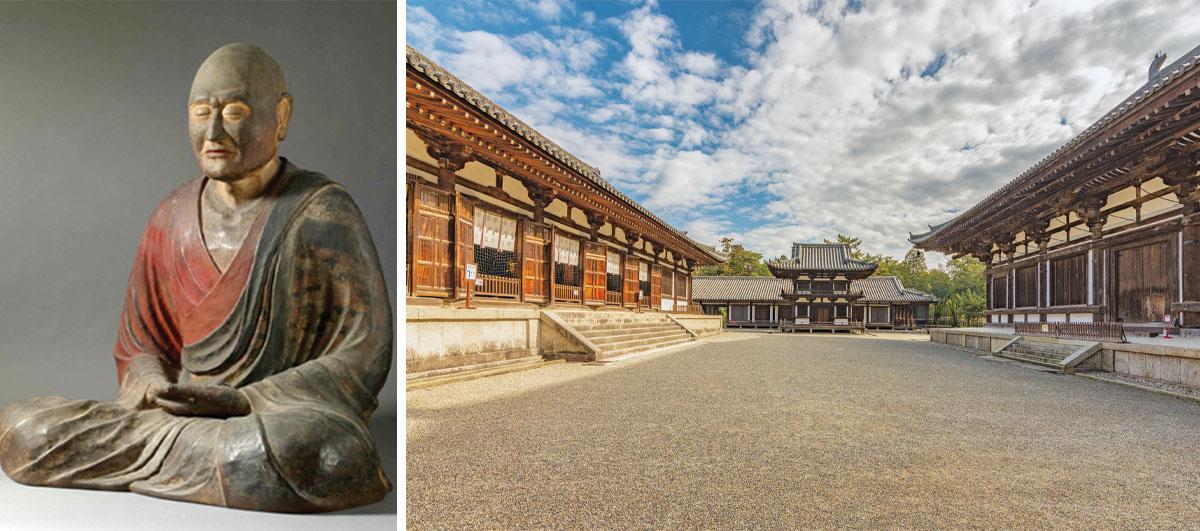Toshodai-ji-Temple
